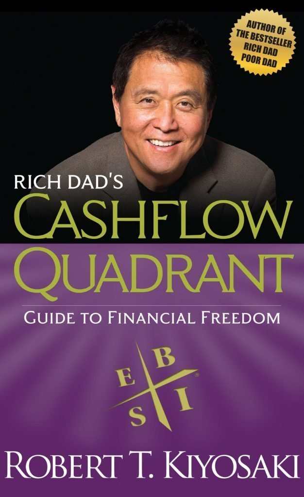 Must read books for an Entrepreneur - Cash Flow Quadrant