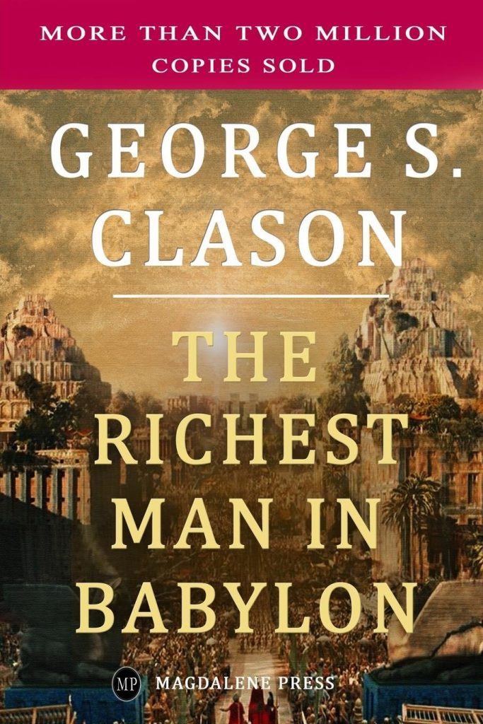 The Richest Man in Babylon- must read books for an entrepreneur
