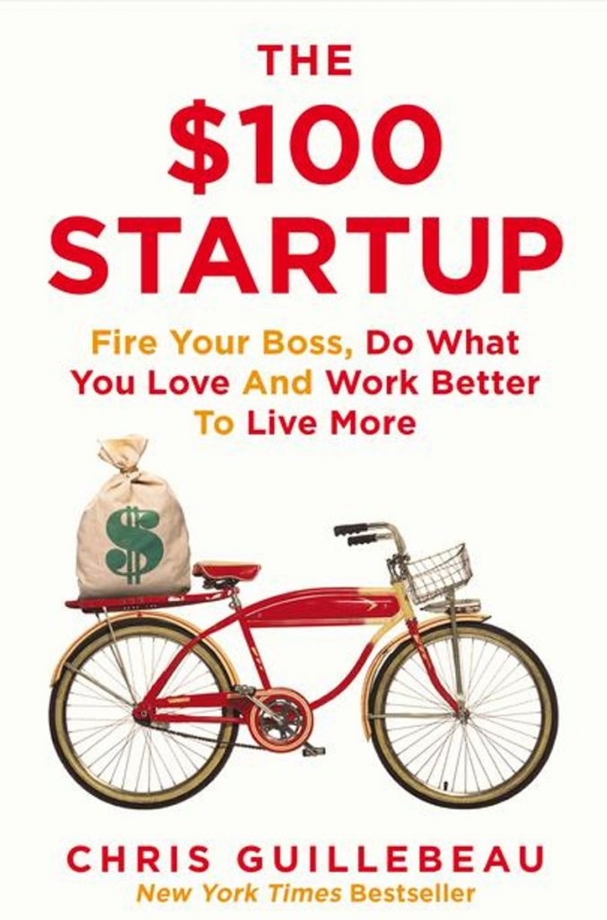 The $100 Startup -must read books for an entrepreneur