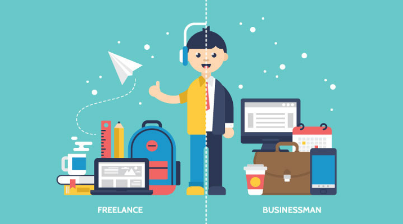 Freelancing as a way to make money online in India